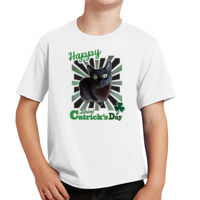 Happy St. Catrick's Day Youth T-shirt Thumbnail