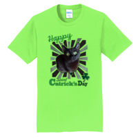 Happy St. Catrick's Day Adult T-shirt Thumbnail