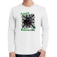 Happy St. Catrick's Day Adult Long Sleeve T-shirt Thumbnail